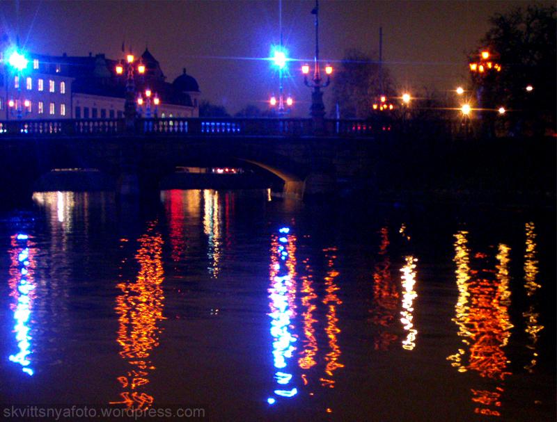 Kanal i natten
